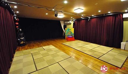 大阪互動式表演劇場推薦「侍 CAFE」的店內
