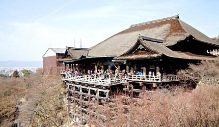 大阪京都自由行JCB卡超優惠!清水寺照片