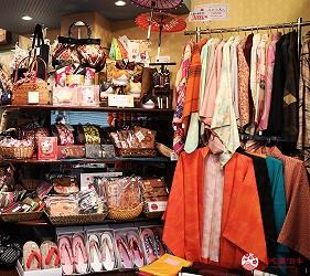 奈良必逛商店街「餅飯殿中心街」的推薦和服店家「雅」的可愛和風小物