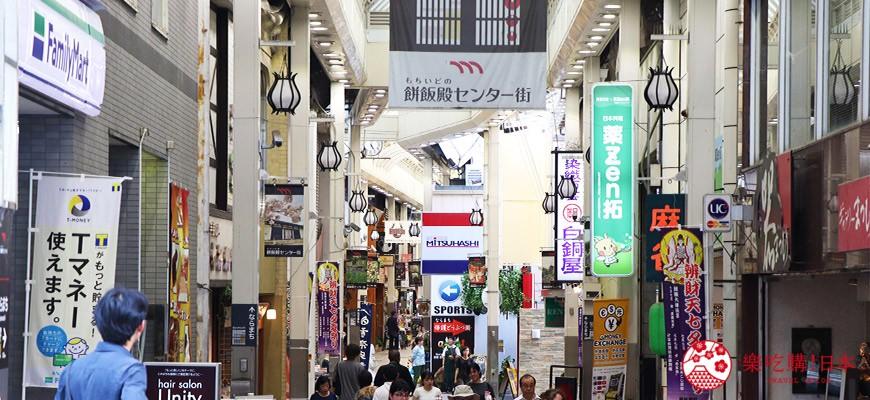奈良必逛商店街!帶你深度走訪「餅飯殿中心街」的生活美學