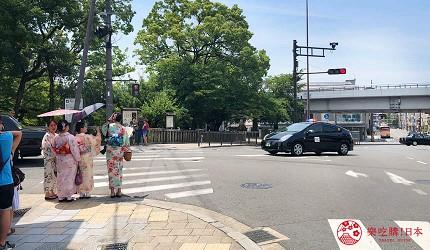 日本威士忌名酒購買推薦京都「酒的美術館 清水寺店」的前往方式步驟二