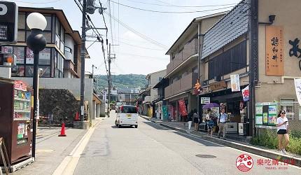 日本威士忌名酒購買推薦京都「酒的美術館 清水寺店」的前往方式步驟三