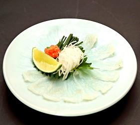 大阪心齋橋星鰻飯專賣店推薦「道頓堀穴子家」的星鰻生魚片