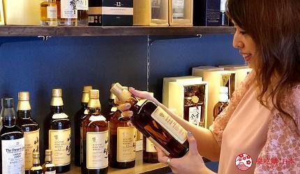 日本威士忌名酒購買推薦京都「酒的美術館 清水寺店」的麥芽威士忌「山崎」