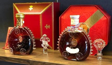 日本威士忌名酒購買推薦京都「酒的美術館 清水寺店」販售的路易十三老酒系列