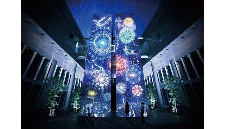 【速报】美丽光雕烟火秀绽放日本第一高楼HARUKAS!快把握2018年灿烂花火祭!