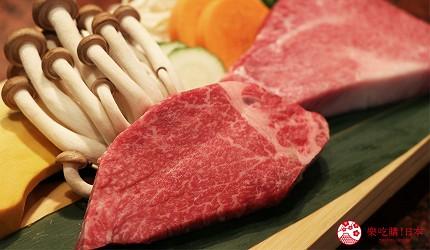 神戶A5最高級神戶牛必吃推薦「ステーキ仙」的菲力牛排(神戸牛フィレステーキ)
