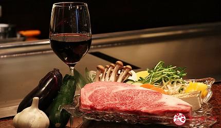 神戶A5最高級神戶牛必吃推薦「ステーキ仙」的沙朗牛排(神戸牛サーロインステーキ)