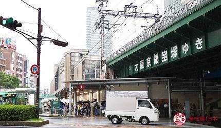 神戶A5最高級神戶牛必吃推薦「ステーキ仙」從JR三宮站徒步只要兩分鐘