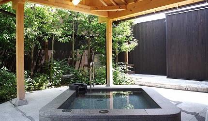 搭乘井原線到岡山桃太郎故鄉「總社市」的「矢掛屋」的露天溫泉