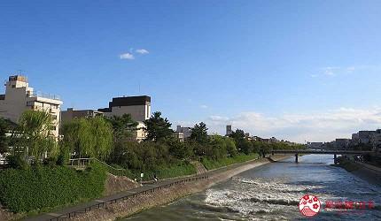京都景點鴨川