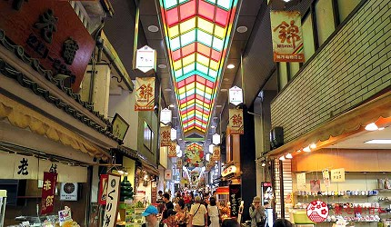 京都景點錦市場