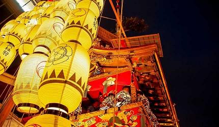 京都八坂神社「祇園祭」