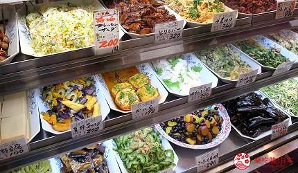 京都錦市場美食