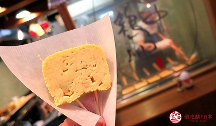 京都錦市場美食高湯煎蛋捲