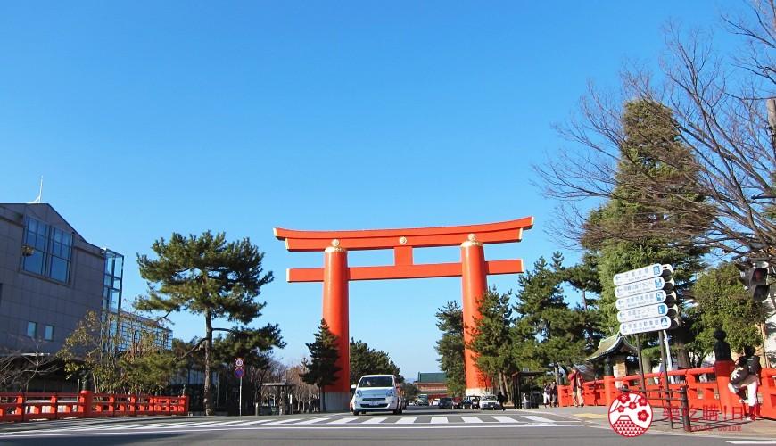 日本京都自由行行程景點推薦攻略鳥居神社寺院