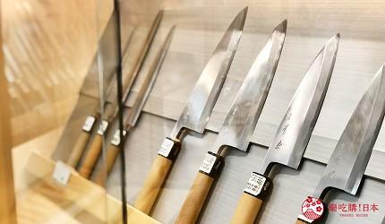 京都高島屋有次菜刀