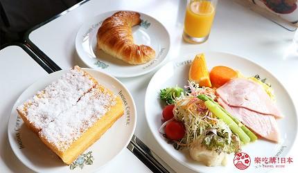 京都美食INODA COFFEE菜單