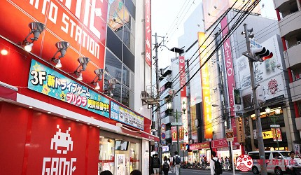 大阪推荐必吃的和牛烧肉店「黒べこ屋 里难波店」的前往方式步骤二