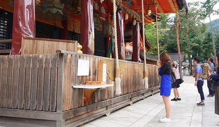 京都河原町景點八坂神社