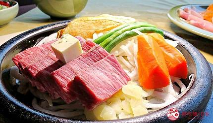 神戶近郊頂級黑毛和牛鐵板燒推薦「三田屋本店安逸之鄉」的黑毛和牛菲力牛排(黒毛和牛ヘレステーキ)