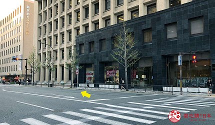 日本京都推薦廚房用品店「KOTANI」(コタニ金物)的交通前往方式步驟二