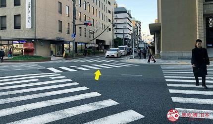 日本京都推薦廚房用品店「KOTANI」(コタニ金物)的交通前往方式步驟三