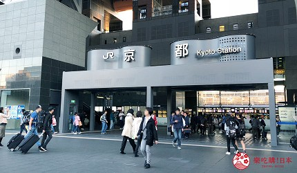 日本京都推薦廚房用品店「KOTANI」(コタニ金物)的交通前往方式步驟一