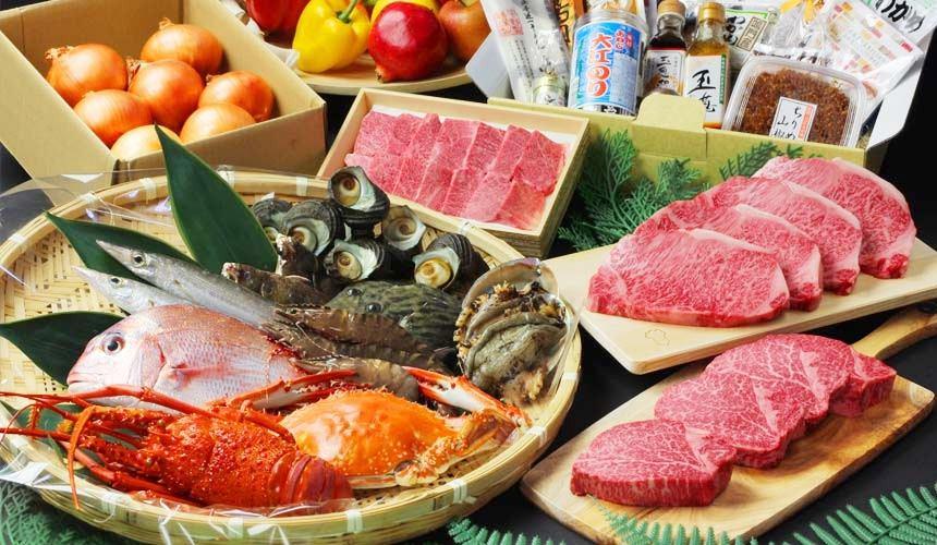 日本「淡路島」海鮮美食形象圖片