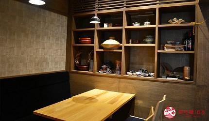 日本「淡路島」環島一日遊景點推薦!餐廳「IKOI Japanese Cuisine」的店內環境