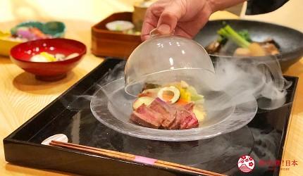 日本「淡路島」環島一日遊景點推薦!餐廳「IKOI Japanese Cuisine」的「淡路牛牛排」