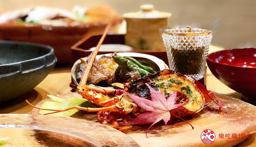 日本「淡路島」環島一日遊景點推薦!餐廳「IKOI Japanese Cuisine」的海鮮料理