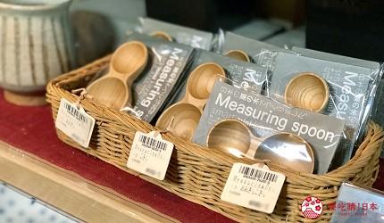 日本京都推薦廚房用品店「KOTANI」(コタニ金物)販售的計量小湯匙