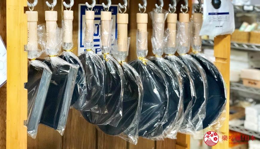 日本極鐵鍋這裡買!京都推薦廚房用品店「KOTANI」(コタニ金物)販售的「極」系列鐵鍋