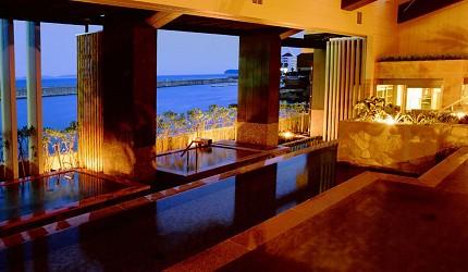 日本「淡路島」環島一日遊景點推薦!洲本市的洲本溫泉