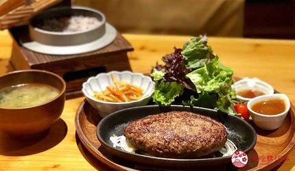日本「淡路島」環島一日遊景點推薦!洲本市美食推薦「食香房 とうじ」的淡路牛漢堡套餐