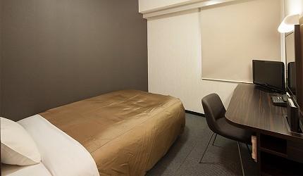 「HOTEL GLAD ONE」系列住宿推薦「大阪CITY HOTEL 京橋」的房內照片
