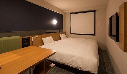 「HOTEL GLAD ONE」系列住宿推薦「HOTEL GLAD ONE 京都四條大宮」的房內照片