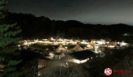 京都「琉璃溪」露营体验!超奢华自助烧烤、搭帐蓬看星之旅!