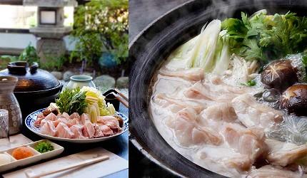 大阪和歌山會席料理ちひろ海鮮九繪雲紋石斑魚