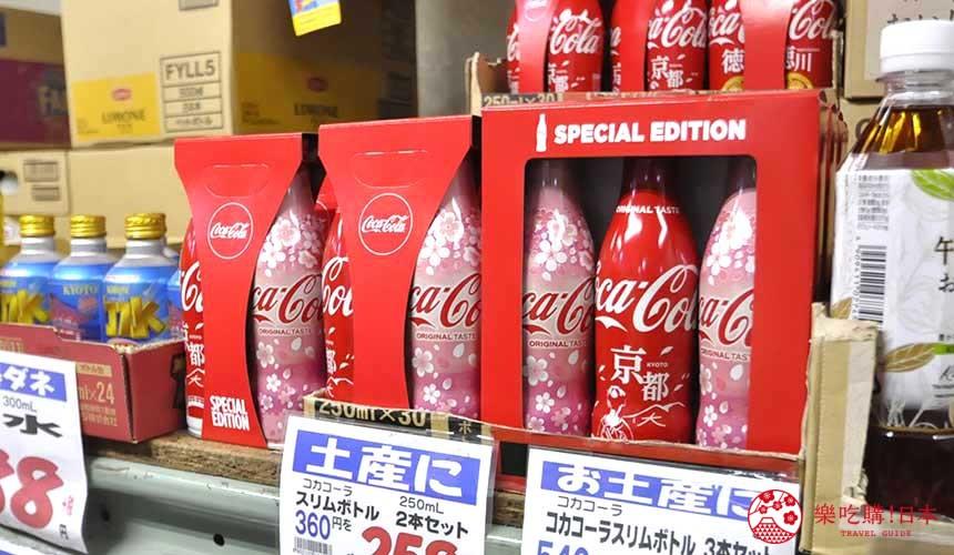 日本关西自由行必逛京都「高木批发超市」的可口可乐