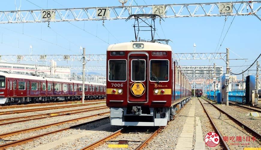 大阪京都交通必搭!阪急電鐵「京TRAIN 雅洛號」400日圓即可坐擁枯山水庭園景致