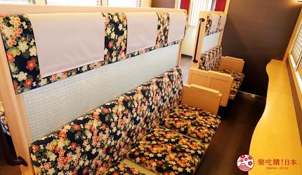 大阪京都交通阪急電車經train雅洛號三號車裝潢