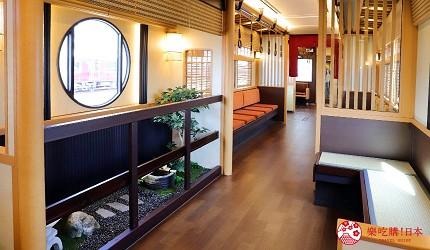 大阪京都交通阪急電車經train雅洛號五號車裝潢