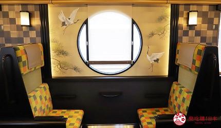 大阪京都交通阪急電車經train雅洛號六號車裝潢