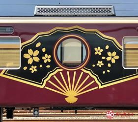 大阪京都交通阪急電車經train雅洛號外觀