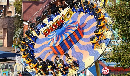 大阪推薦親子遊樂園「枚方公園」的遊樂設施