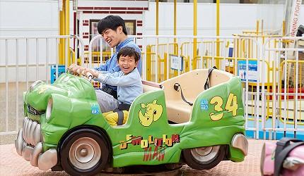 大阪推薦親子遊樂園「枚方公園」日本人親子同遊