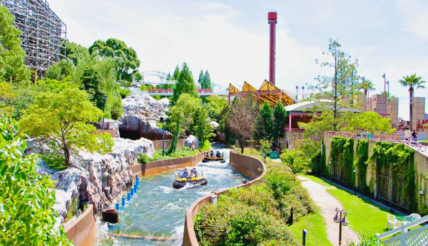 大阪超讚親子遊樂園「枚方公園」全攻略:40種以上遊樂設施玩翻天!