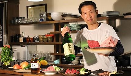 神戶三宮和牛推薦「寅松の肉たらし」的老闆有趣又親切
